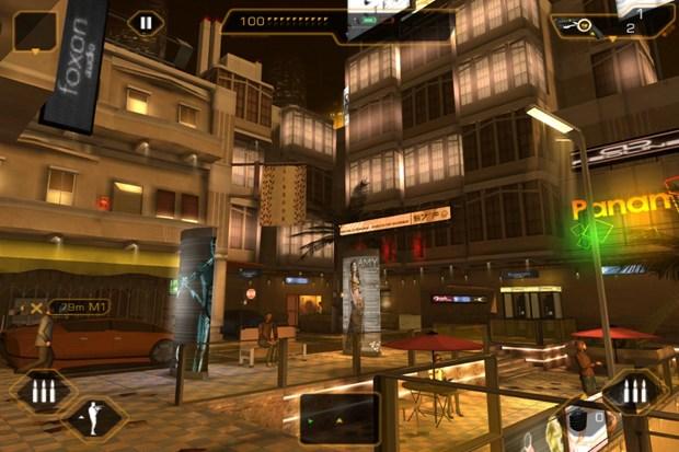 скачать на андроид игру Deus Ex The Fall - фото 6